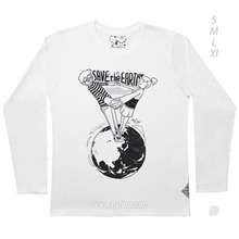 LSA/ Save the Earth (black)